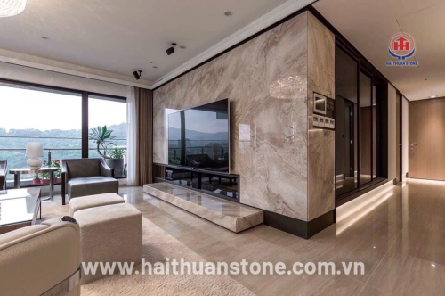 How to incorporate natural stone in interior decoration to bring out the best effect