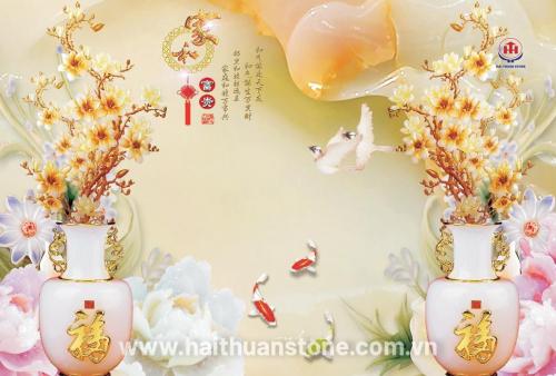 Tranh Ngọc 3D HTSJ 012