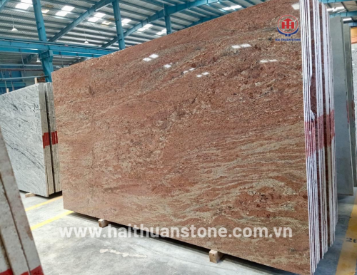 Đá Granite Rose Wood