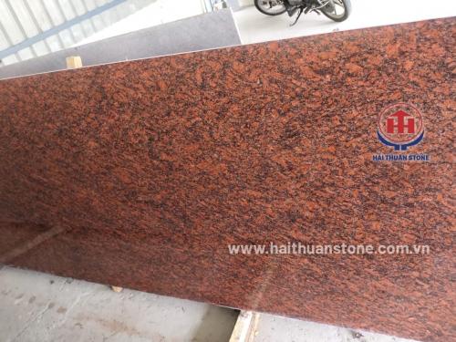 Đá Granite đỏ mắt cáo (TG red)