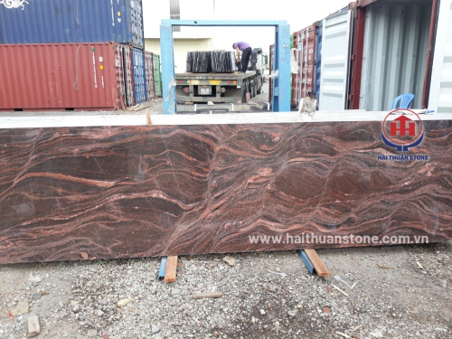 Hymalaya Blue Granite