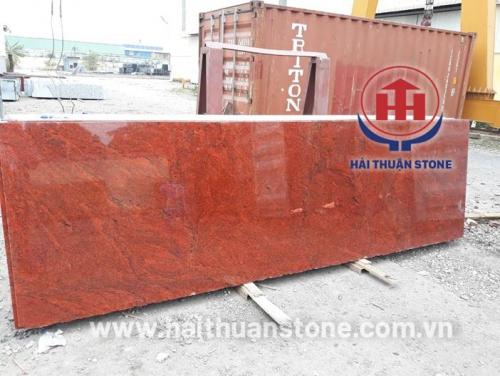 Đá Granite Red Multi