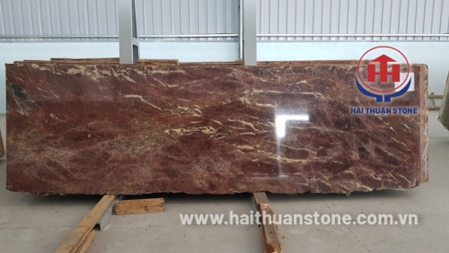 Đá Granite Rustic Red