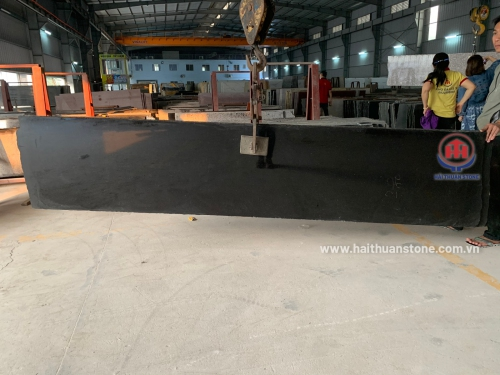 Đá Granite đen Tây Á