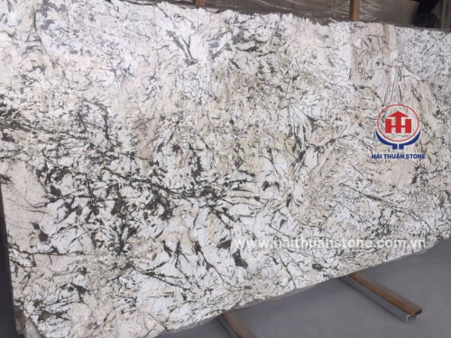 Đá Granite Alaska White