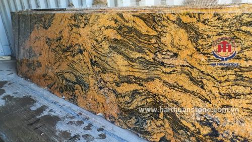 Đá Granite Fusion Gold (khổ nhỏ)