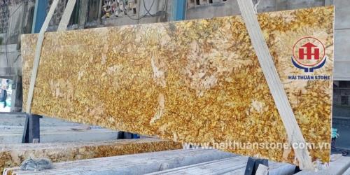 Đá Granite Imperial Gold (khổ bé)