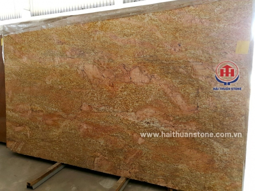 Đá Granite Imperial Gold (khổ to)