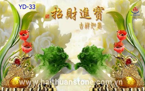 Tranh Ngọc 3D HTSJ 015