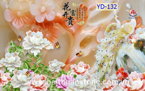 Tranh Ngọc 3D HTSJ 016