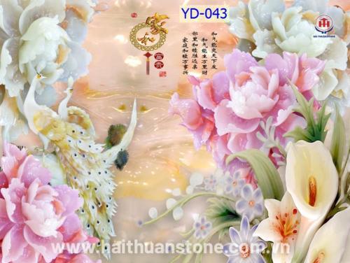 Tranh Ngọc 3D HTSJ 022