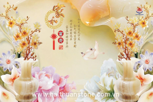 Tranh Ngọc 3D HTSJ 023