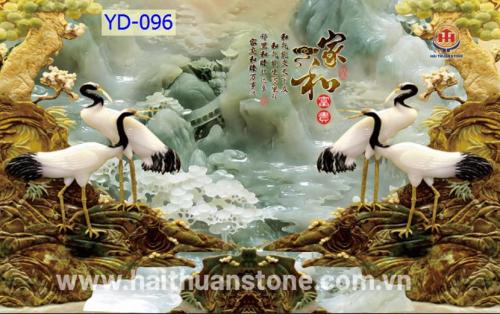 Tranh Ngọc 3D HTSJ 003