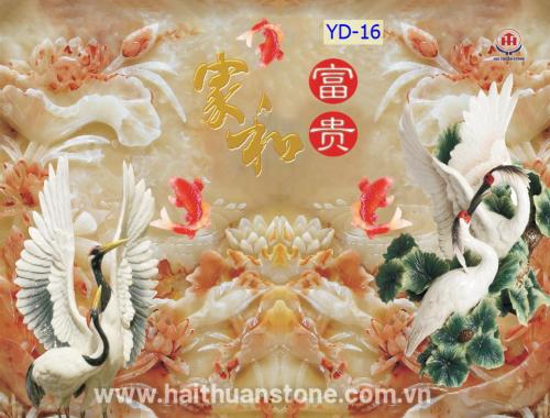 Tranh Ngọc 3D HTSJ 005
